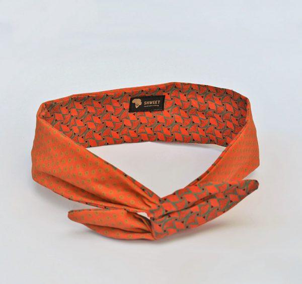 Shweshwe Wire Headband
