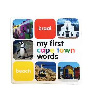 My first Cape Town Words Book