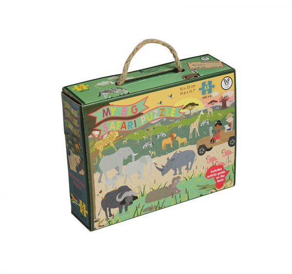 my safari puzzle